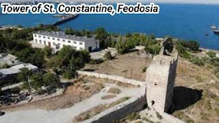Tower of Saint Constantine, Feodosia