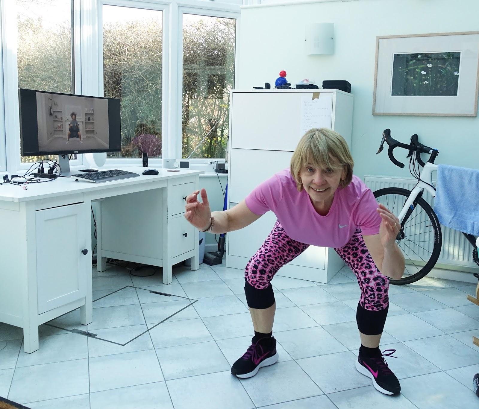Online workouts for kids are great for the over-50s too