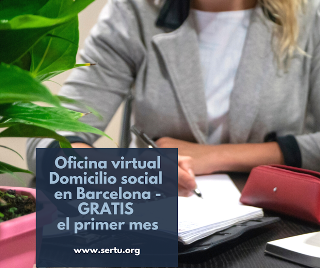 oficina virtual en Barcelona