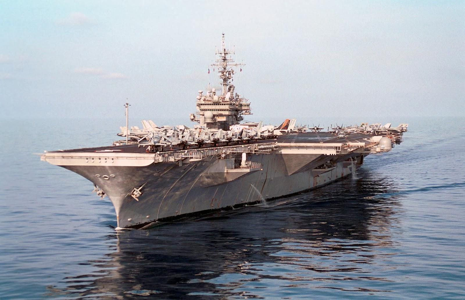 aa  aircraft carriers anonymous   31  uss kitty hawk  cv