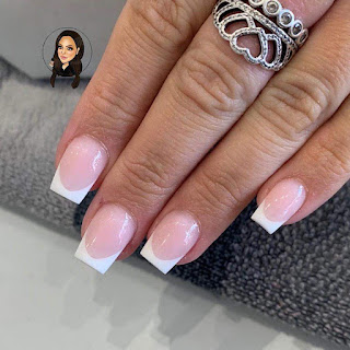 Pink And White Nail Designs