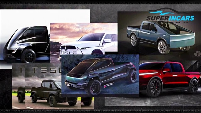 Tesla Pickup Truck, Specs and Price