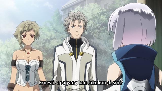 Knight's & Magic Episode 03 Subtitle Indonesia