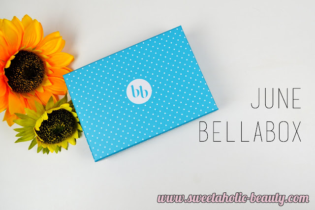 June Bellabox - Sweetaholic Beauty