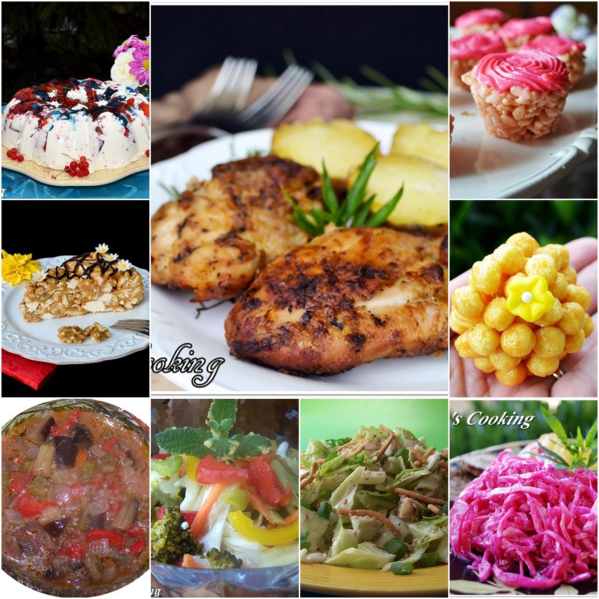 Lea's Cooking: Summer Menu Ideas