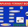 Aplikasi BOS K1,K2,K3,K4,K5,K6,K7,K7A,K7B,K7C Lengkap Format Excel
