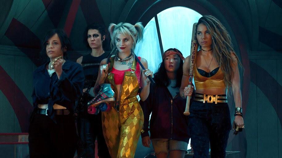 Birds of Prey, Harley Quinn, Movie, Cast, 4K, #3.1326
