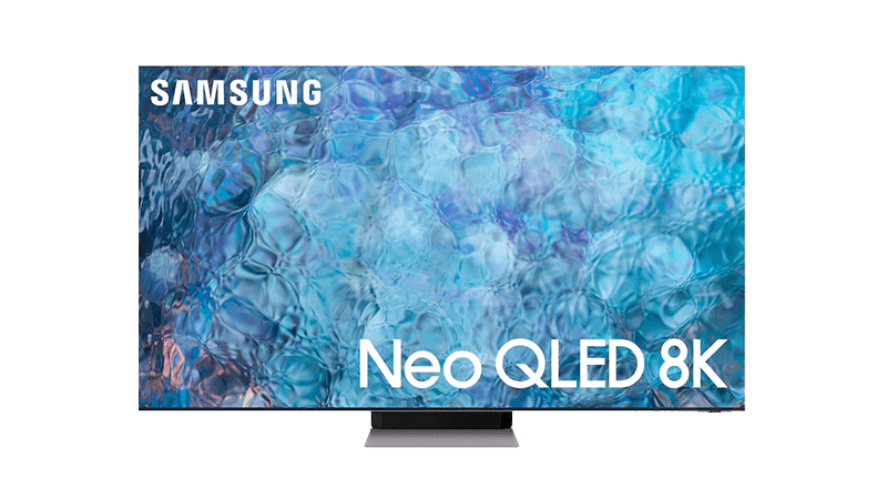 Samsung also released the first 8K QLED TV with WiFI 6 in 2020