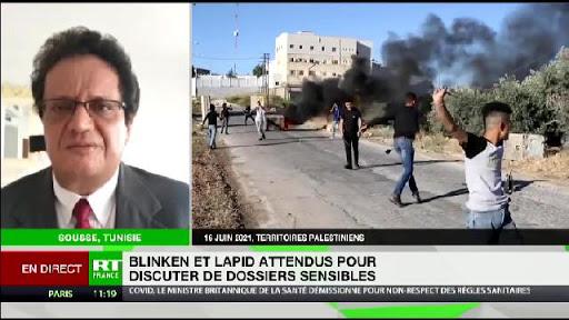 Riadh Sidaoui: «Israël souhaite une domination sur tout le Moyen-Orient»