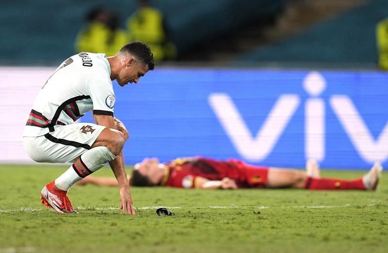 5 لاعبين من البرتغال فشلوا في يورو 2020