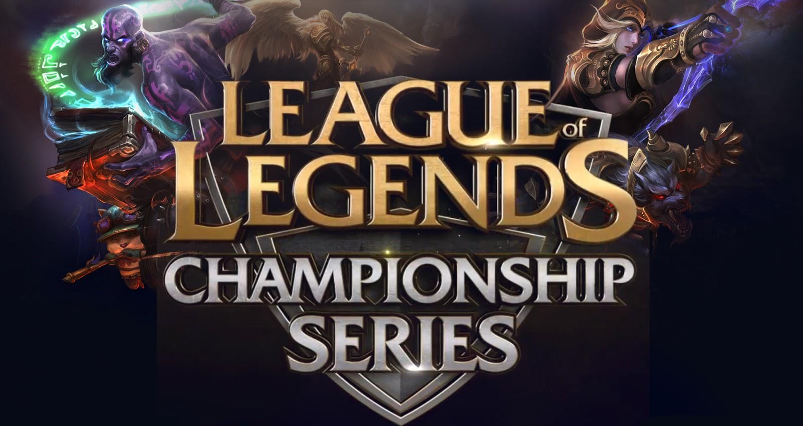 League Of Legends Serie