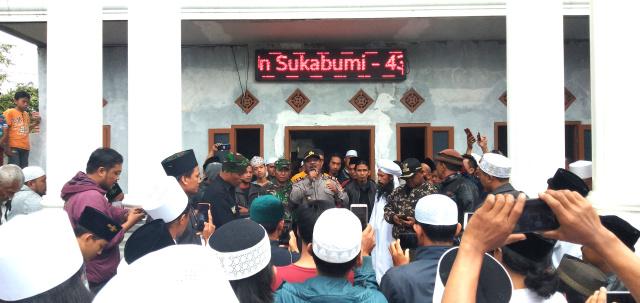 Nyinyirin Soal Aqidah Di Medsos, Oknum BPD Cidahu Diamankan Polisi