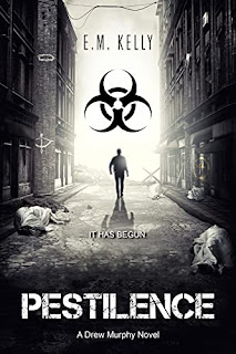 Pestilence: A Drew Murphy Novel by E.M. Kelly - book promotion sites
