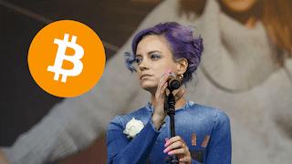 lily allen bitcoin