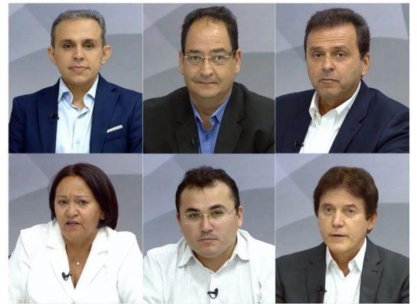 TV Ponta Negra realiza hoje debate com candidatos ao Governo do RN