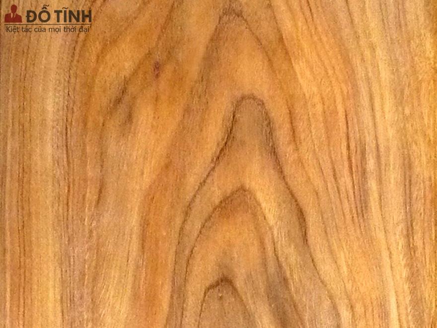 Vân gỗ lim - Ảnh: Internet