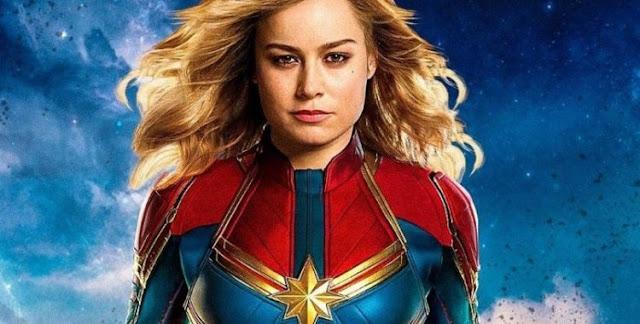 De acordo com o CBM, Capitã Marvel terá 2h10m de duração. O longa irá focar muito mais na personagem do que em seus poderes. E será o primeiro filme solo da Marvel com uma mulher como protagonista. O filme tem data prevista para 7 de Março no Brasil.