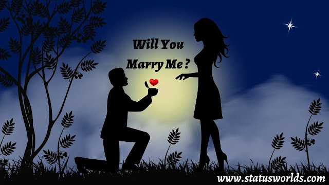 Propose Wishes, Messages, Status, And Quotes