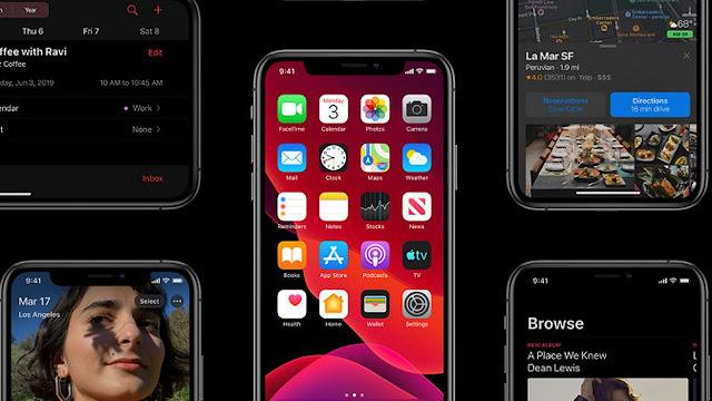 Apple Sebut Tidak Ada Korban Terkait Bug Yang Baru Ditemukan Di iOS 13