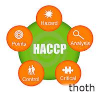 Hợp đồng tư vấn - đào tạo xây dựng hệ thống Phân tích mối nguy và kiểm soát các điểm tới hạn theo tiêu chuẩn HACCP