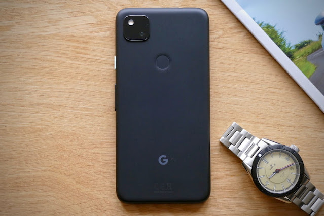 أفضل هاتف ذكي صغير: Google Pixel 4a