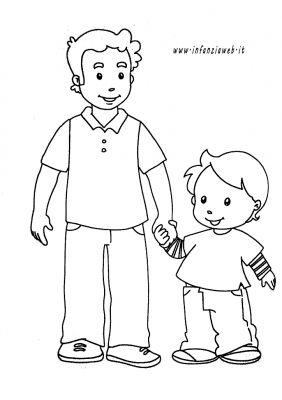 11 15 Atividades Dia dos pais para colorir