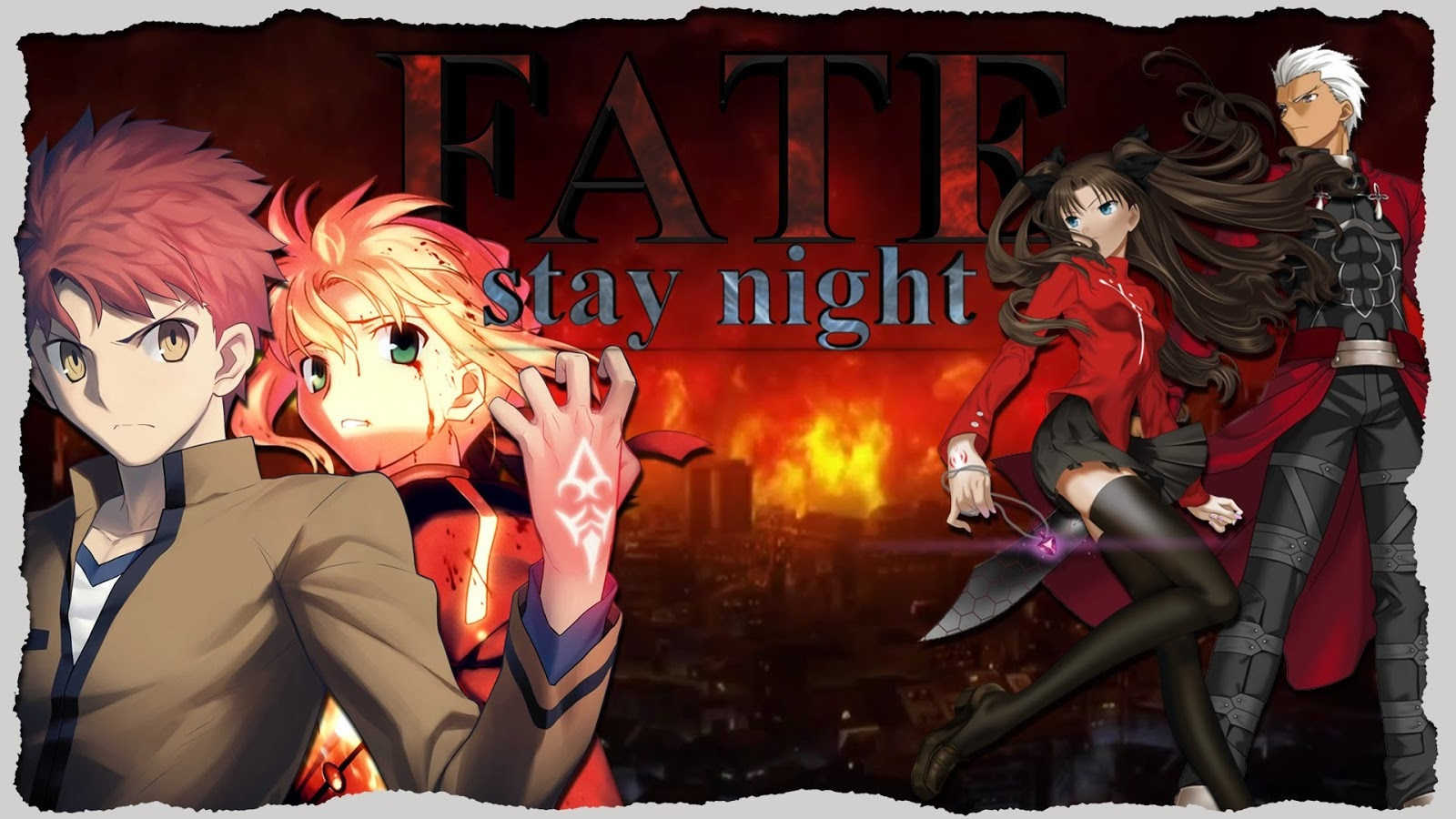 Fate/stay night: Unlimited Blade Works 2nd Season BD Subtitle Indonesia Batch