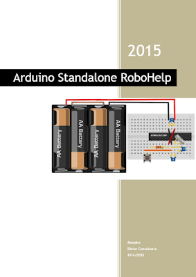 Arduino - Robohelp Atmega328 Standalone O Guia