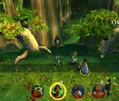 Download Shrek The Third PSP ISO Highly Compressed 240MB
