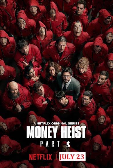 Money Heist Season 5