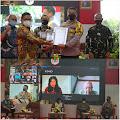 Kapolda Riau Terima Penghargaan Dari Menteri LHK RI