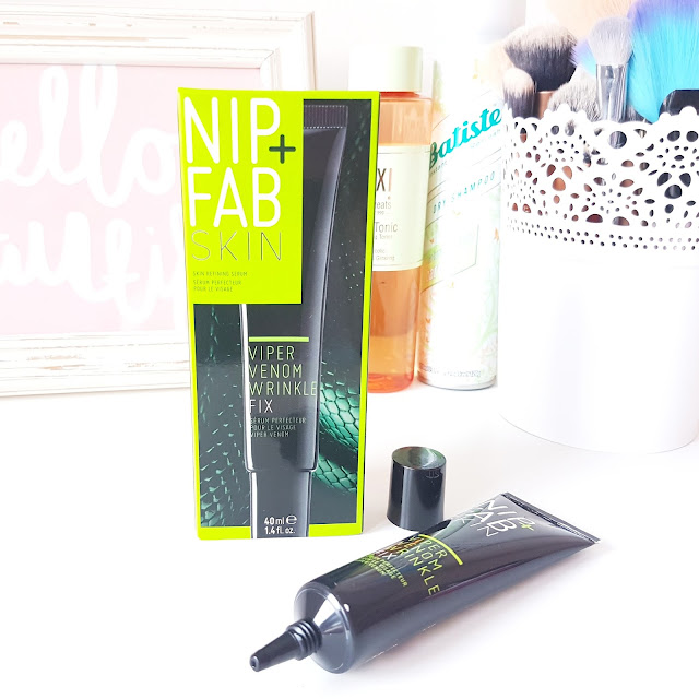 Nip+Fab Skin Viper Venom Wrinkle Fix | An Anti-Aging Treatment That Actually Works?