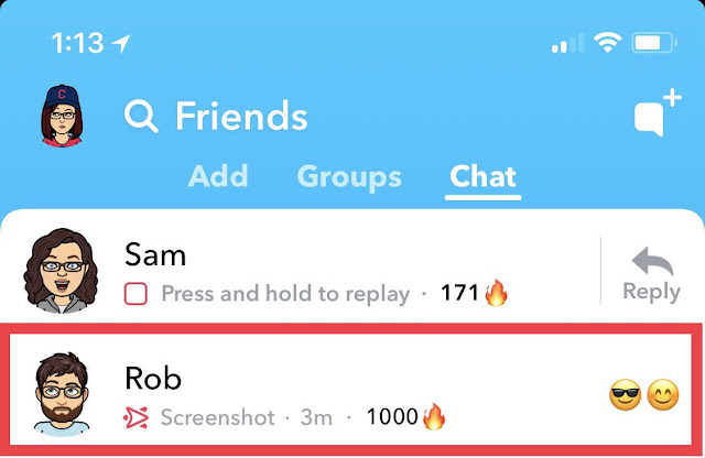 Get A Snap Streak Back On Snapchat