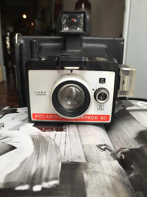 dia mundial da fotografia, vintage, polaroid
