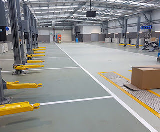 epoxy floor coatings Melbourne