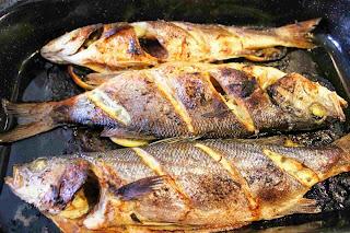 Poisson/baked fish
