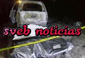 Hallan cinco personas descuartizadas y calcinadas en Guerrero