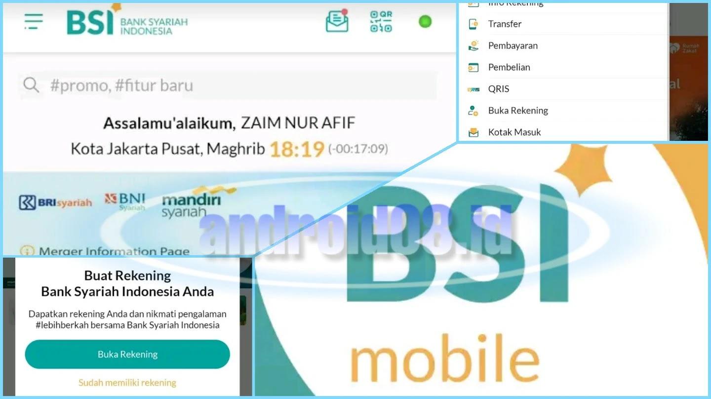 BSI Mobile Root Apk Terbaru