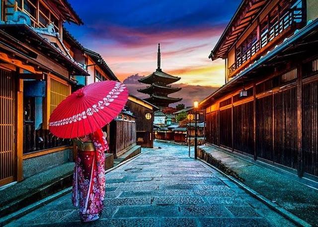 3. Kota Kyoto