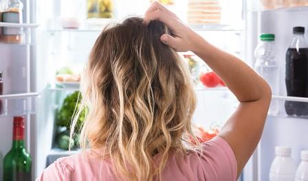 The proper eating regimen for hair