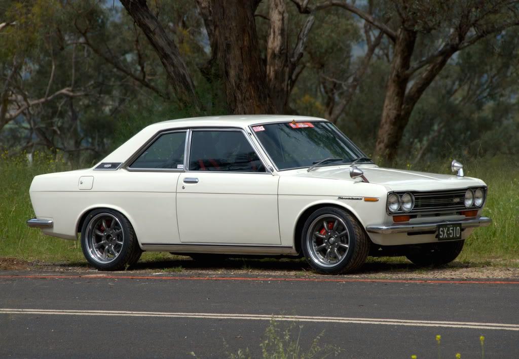 Datsun 510 Skyline Coupe Who Knew