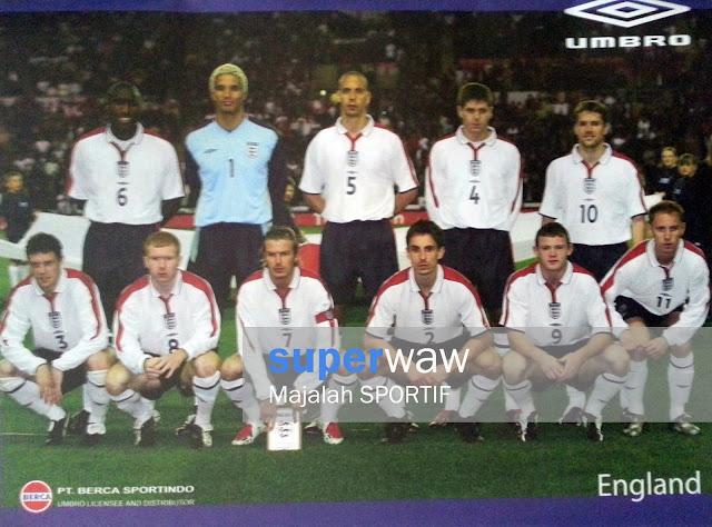 Tim Inggris 2004