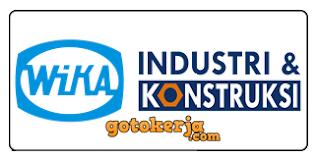 Lowongan Kerja PT Wijaya Karya Industri & Konstruksi