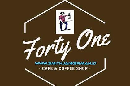 Lowongan Forty One Cafe & Coffee Shop Pekanbaru Mei 2018