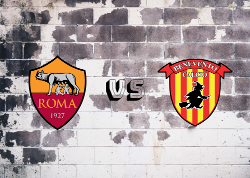 Roma vs Benevento  Resumen y Partido Completo