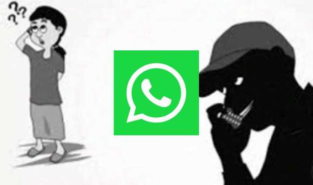 Tips Cara Menghindari Penipuan di Whatsapp