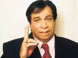 King Kader Khan of comedy, not being among us ...