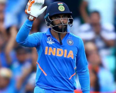 Jadeja Play Beautifully Under Pressure in WC 2019