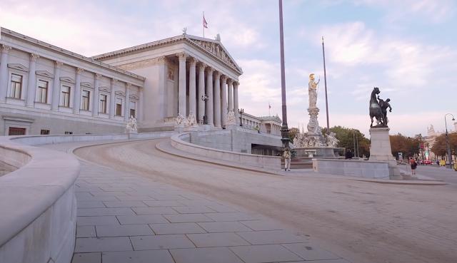 Austian Parliament Building