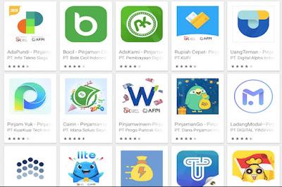 aplikasi pinjol online